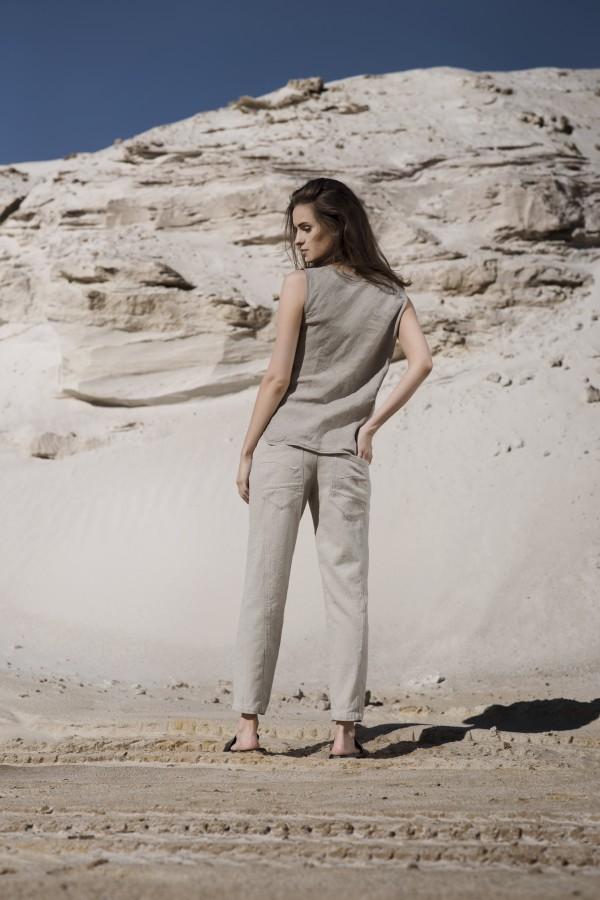 Lininiai džinsai SL2604