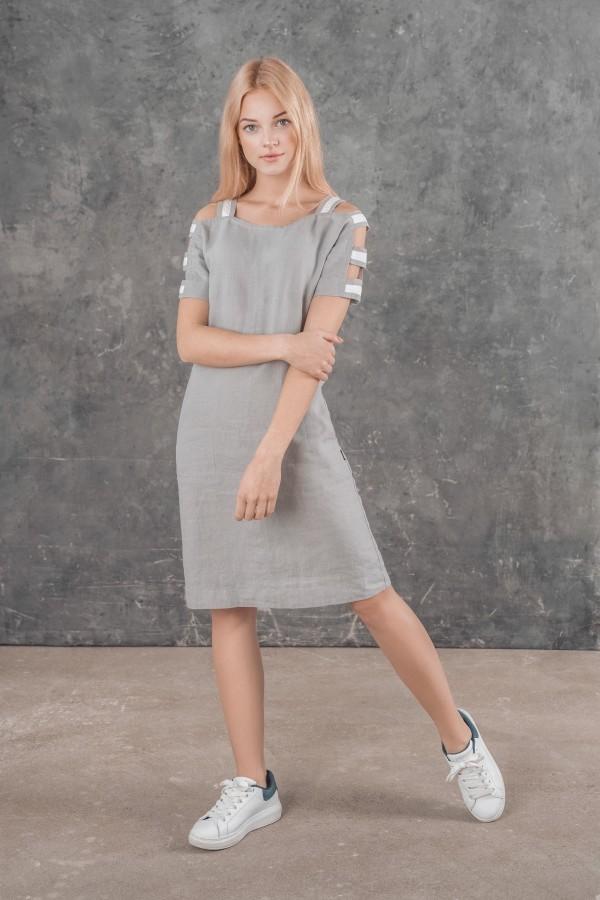 Linen dress LUCA