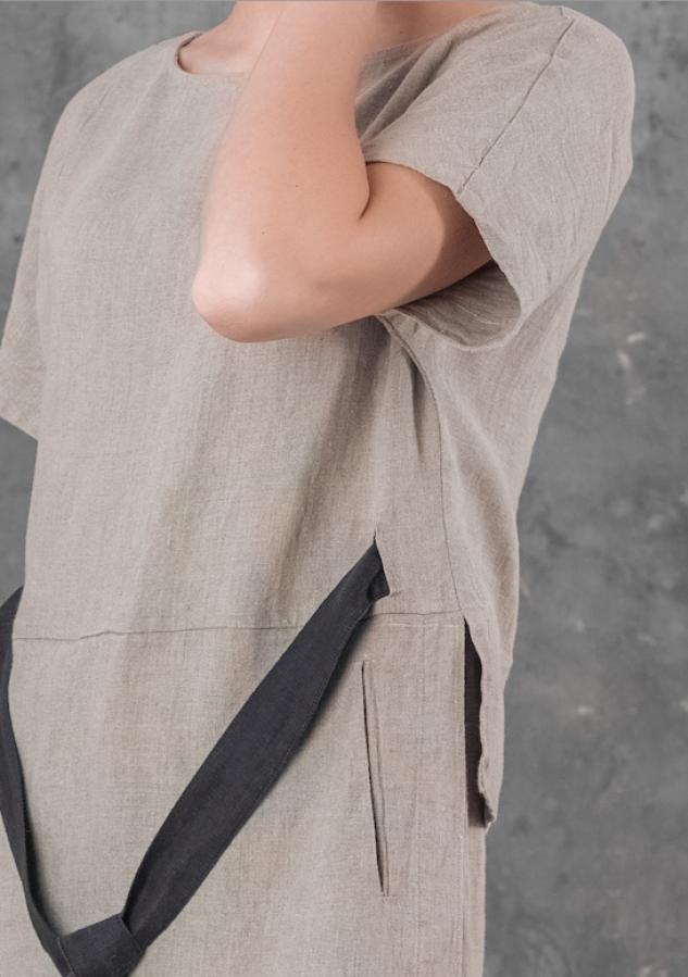 Linen dress CITTA