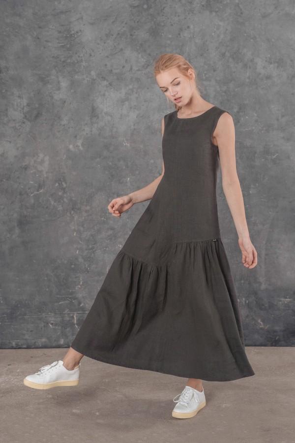 Linen dress DANIELA