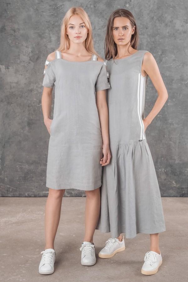 Linen dress ELIS