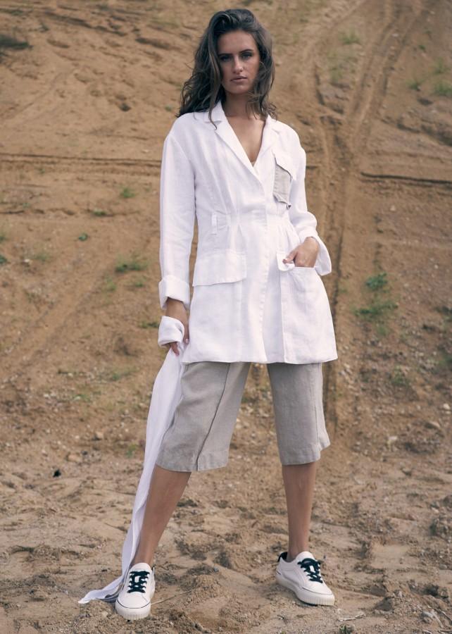 Linen jacket SL42002