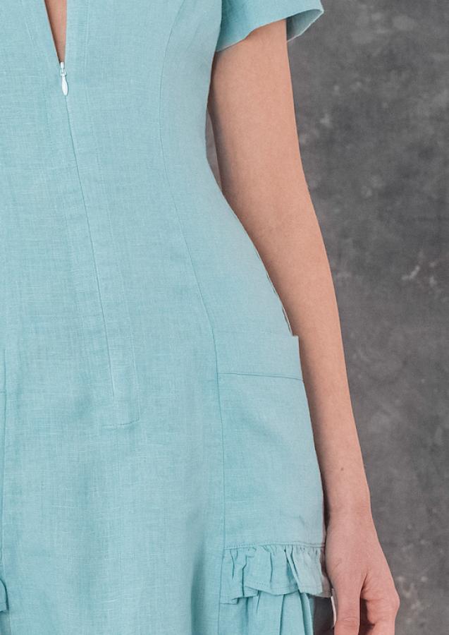 Linen dress ROMI