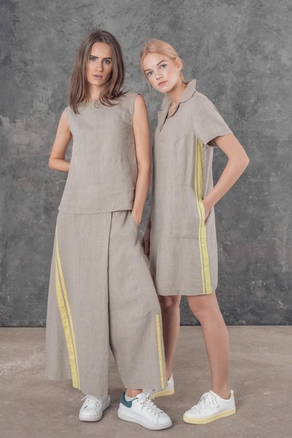 Linen pants MATTEO