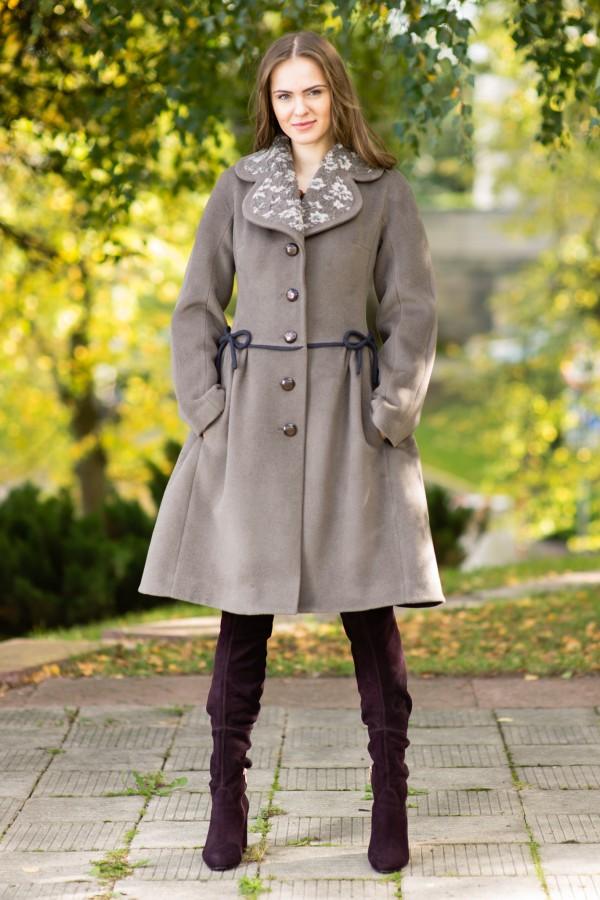 Romantiškas paltas